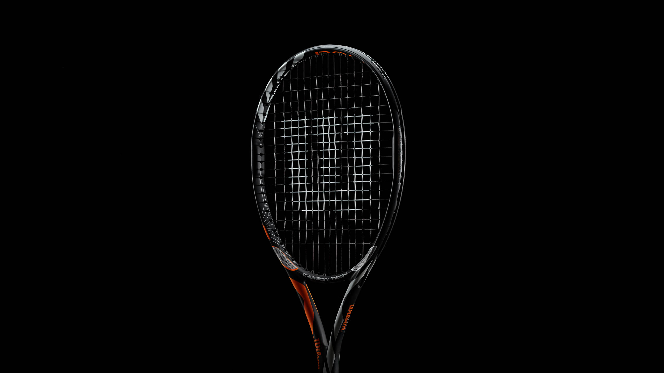 Wilson Carbon Tech tennis racquet