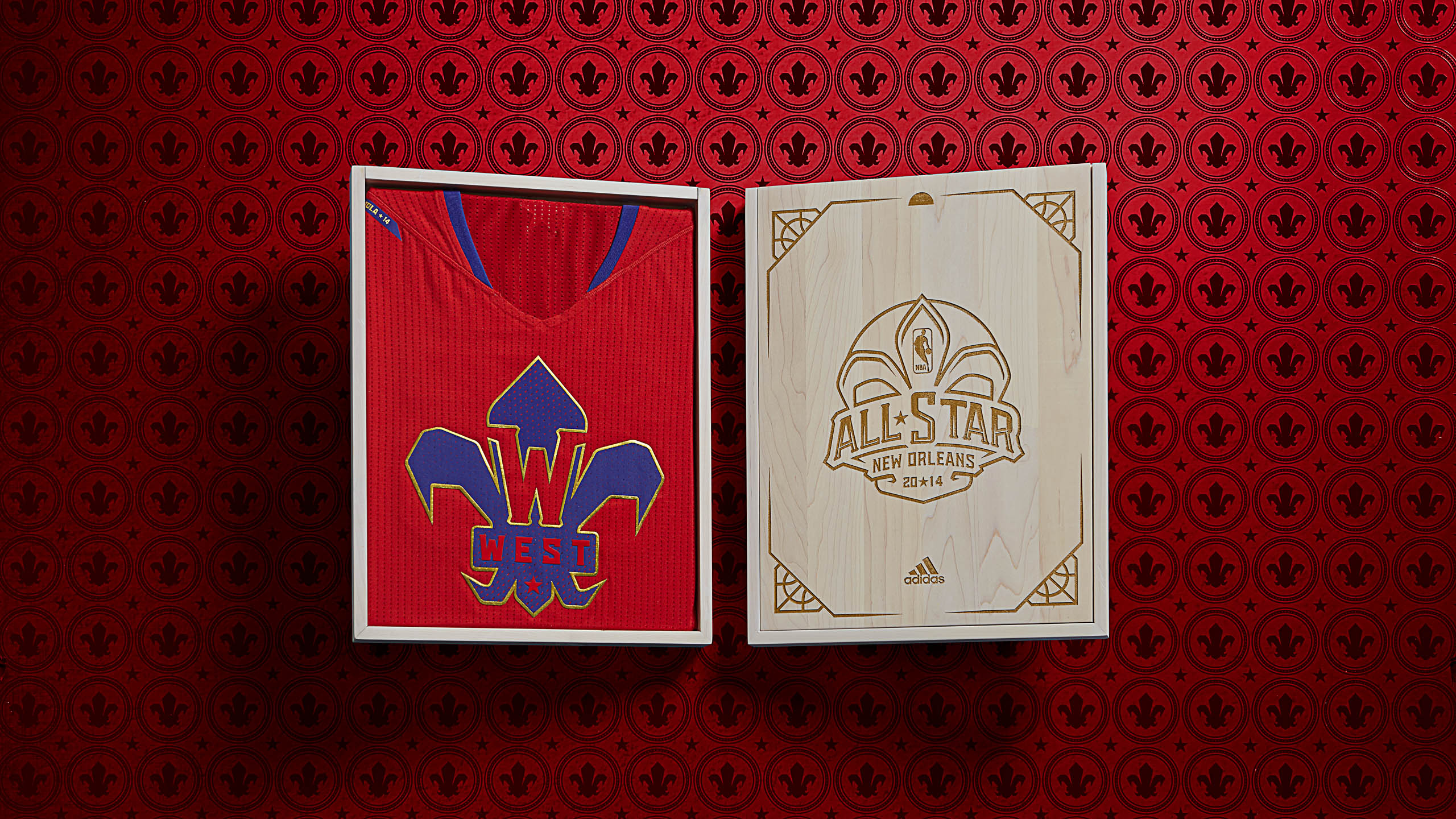 Adidas NBA All-Star West Jersey