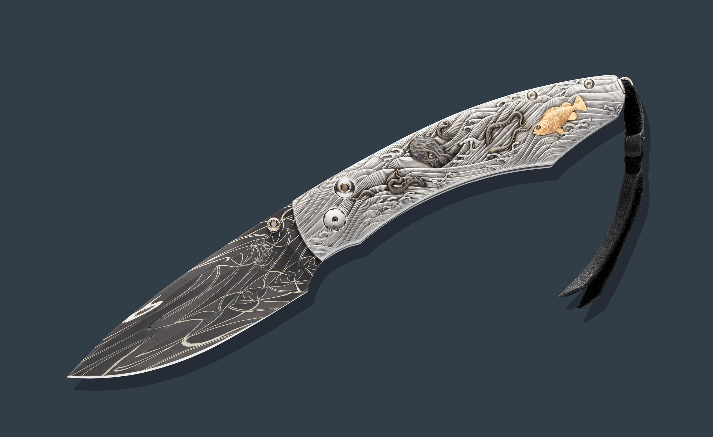 William Henry pocketknife by Steve Temple Photography