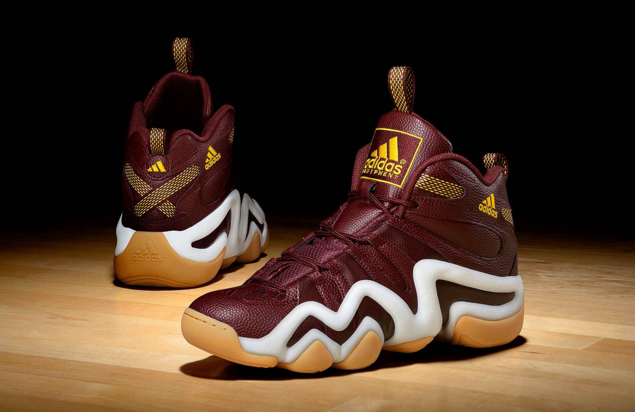 Adidas Crazy 8 basketball footwear by Steve Temple Photography