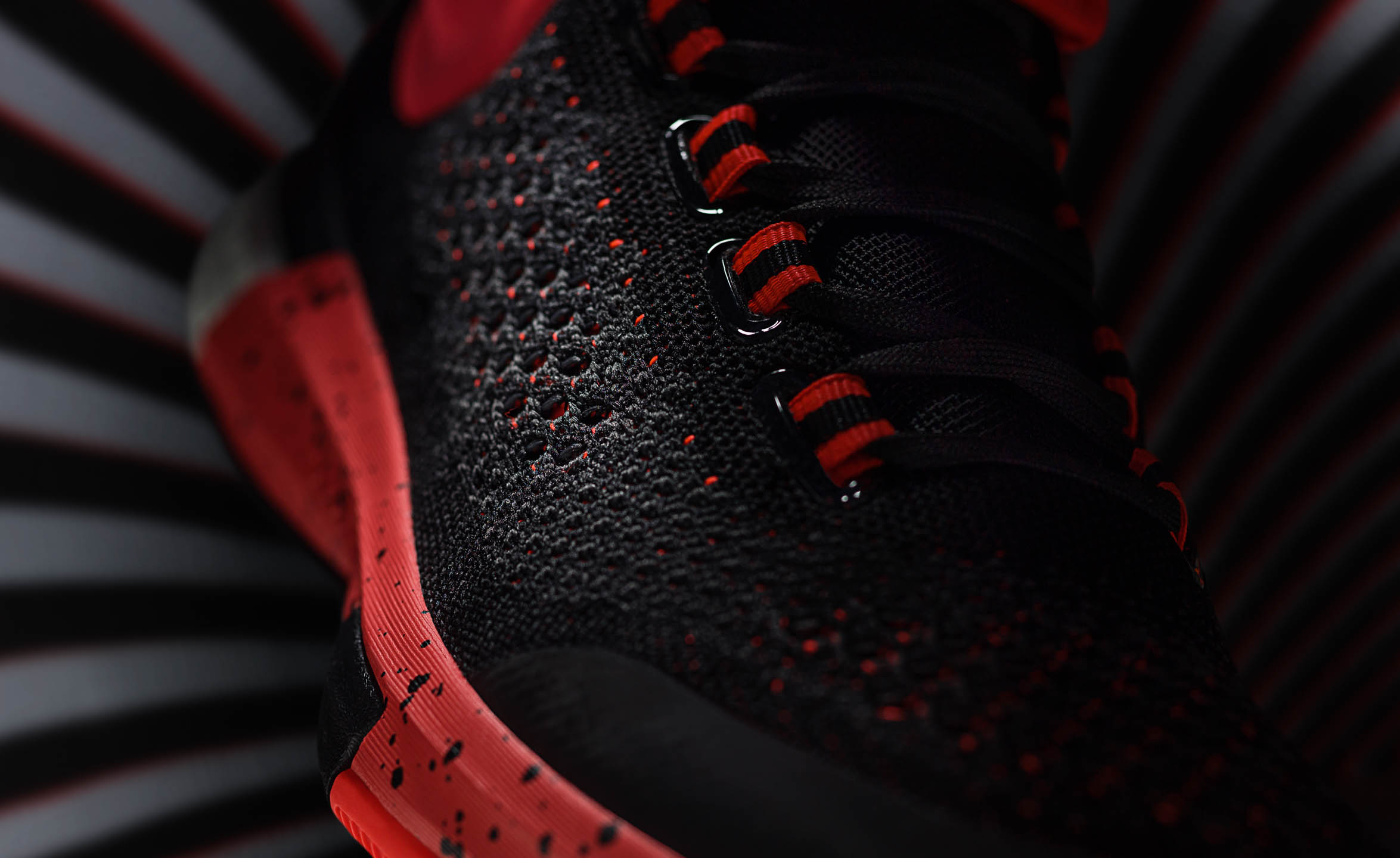 Adidas Crazylight Boost basketball footwear by Steve Temple Photography
