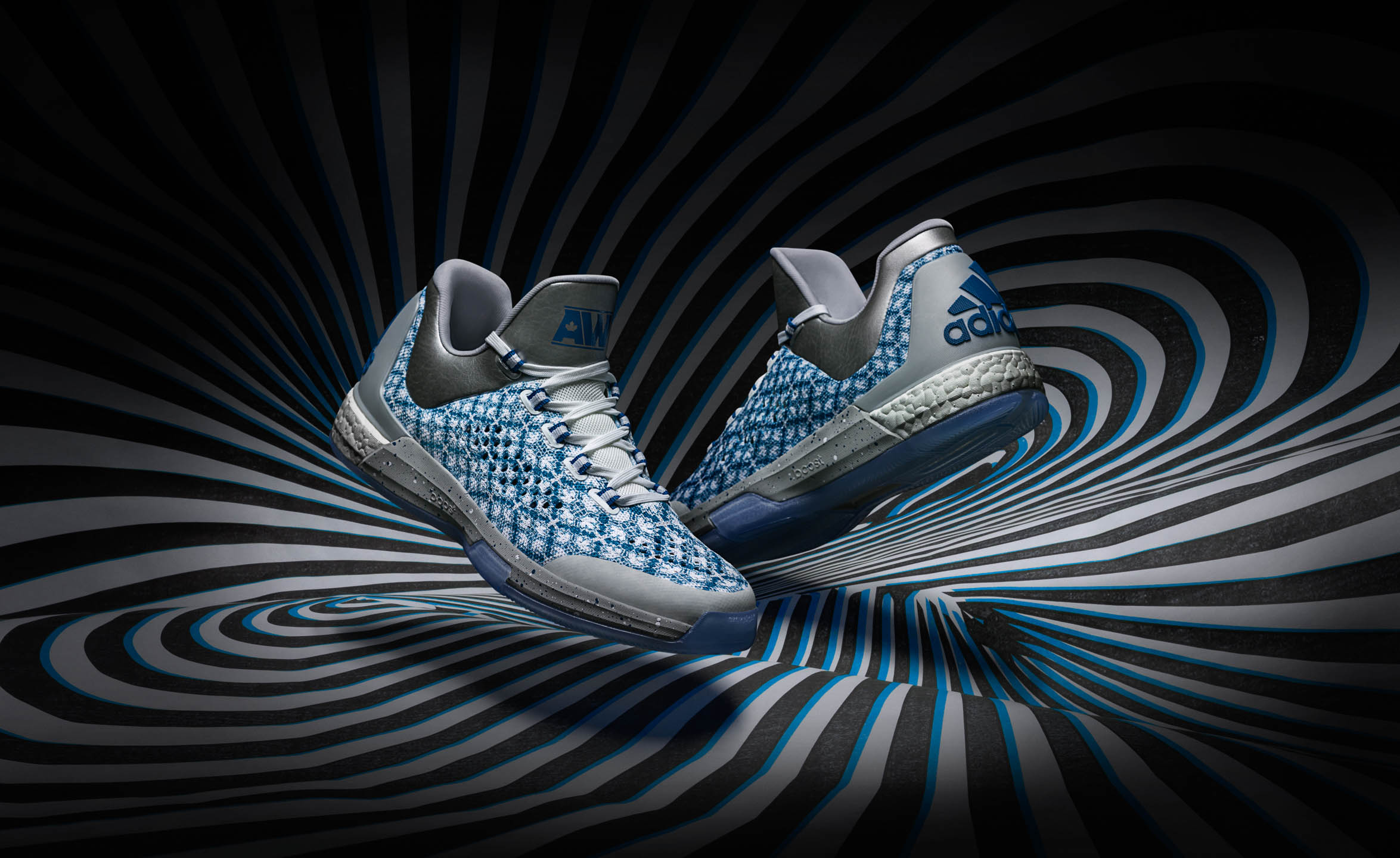 Adidas Andrew Wiggins Crazylight Boost basketball footwear