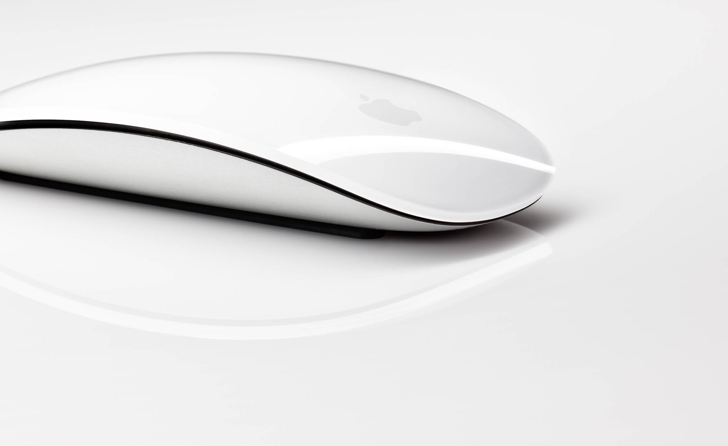 Apple Magic Mouse by Steve Temple Photography