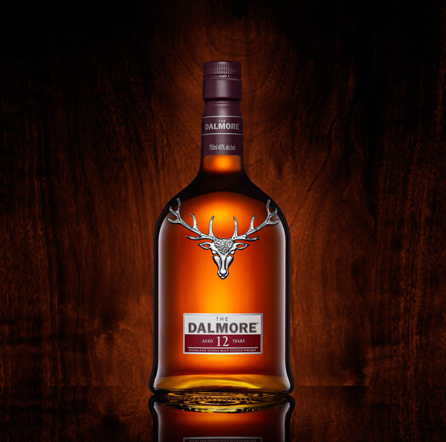 The Dalmore 12 year whiskey by Steve Temple Photography